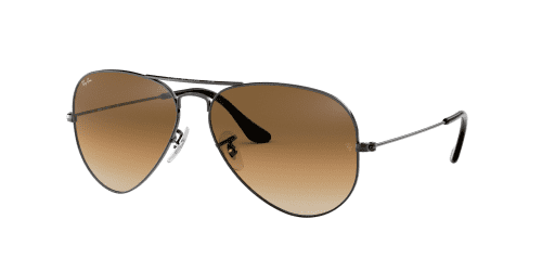 AVIATOR LARGE RB3025 AVIATOR LARGE RB 3025 004/51 Gunmetal