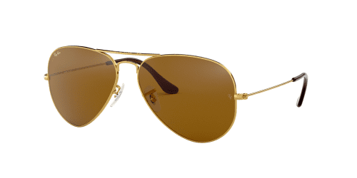 AVIATOR LARGE RB3025 AVIATOR LARGE RB 3025 001/33 Gold