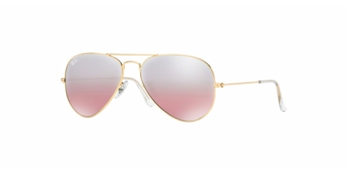 AVIATOR LARGE RB3025 AVIATOR LARGE RB 3025 001/3E Gold