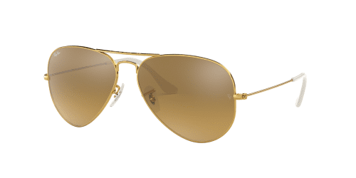 AVIATOR LARGE RB3025 AVIATOR LARGE RB 3025 001/3K Gold