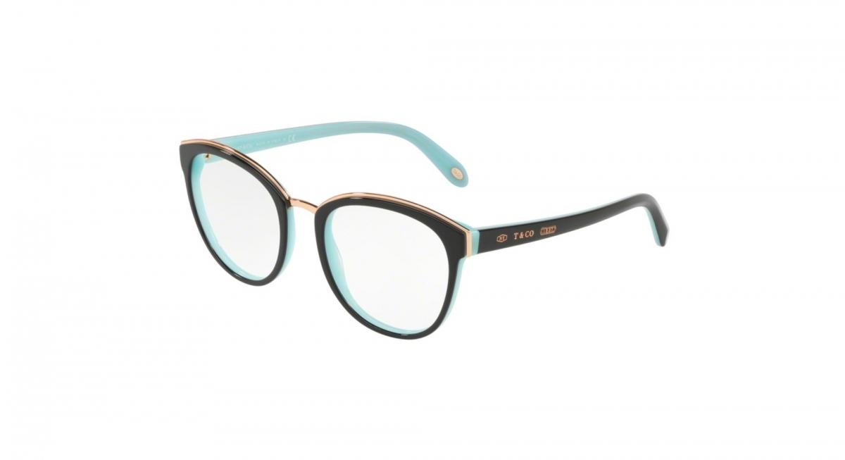 ae2514fc02 Tiffany TF2162 TF 2162 8055 Black Blue