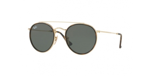 Ray-Ban RB3647N RB 3647N 001 Gold