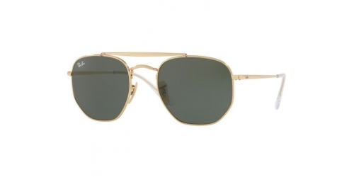 Ray-Ban RB3648 The Marshal 001 Gold