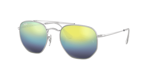 Ray-Ban RB3648 The Marshal 003/I2 Silver