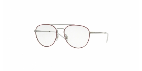 Ray-Ban RX6414 2980 Gunmetal Top Bordeaux