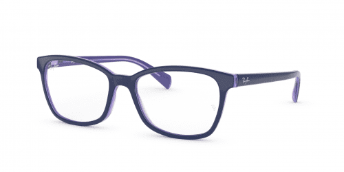 Ray-Ban Ray-Ban RX5362 5776 Top Blue/Transparent Violet