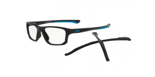 Oakley OX8136 CROSSLINK FIT OX813601 Satin Black/Blue