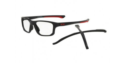 Oakley OX8136 CROSSLINK FIT OX813604 Satin Black/Red