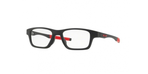 55cba0c560 Oakley OX8117 CROSSLINK HIGH POWER OX811701 Satin Black Red