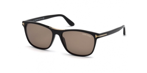Tom Ford Nicolo-02 TF0629 01A Shiny Black
