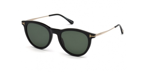Tom Ford Kellan-02 TF0626 01N Shiny Black