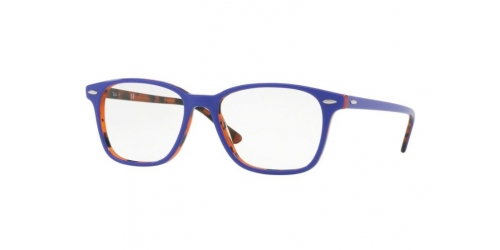 Ray-Ban Ray-Ban RX7119 5716 Top Violet On Havana Orange