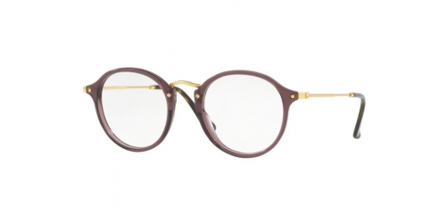 Ray-Ban RX2447V RX 2447V 8032 Opal Brown