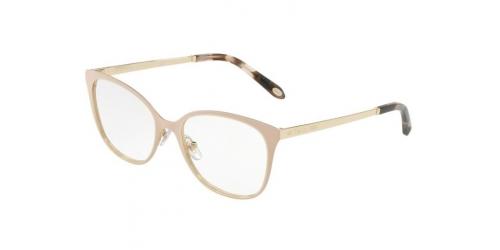 826a0005453 Tiffany T Collection TF11326132 Matte Nude Pale Gold £175.00 £219.00.  Tiffany TF1130 6130 Nude Pale Gold