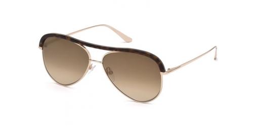 2fccc04f81fe7 Gold or Grey Aviator Tom Ford Designer Frames