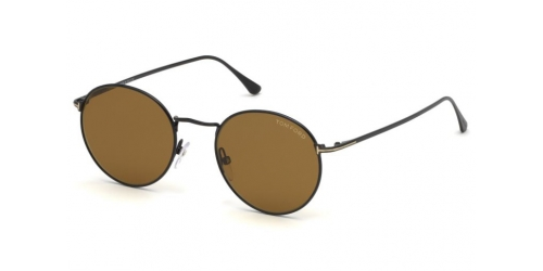Tom Ford Ryan-02 TF0649 01E Shiny Black/Brown