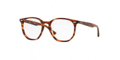 Ray-Ban RX7151 5797 Havana Red/Brown