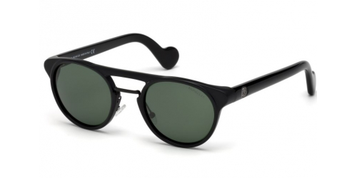 Moncler ML0019 01N Shiny Black