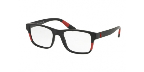 Polo Ralph Lauren PH2192 5284 Matte Black/Red
