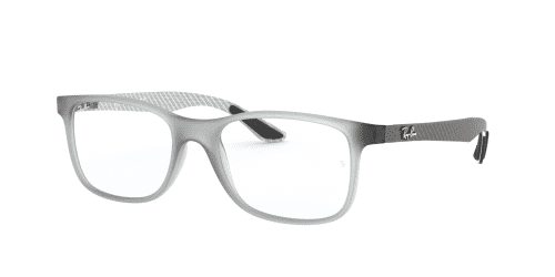 Ray-Ban Ray-Ban RX8903 5244 Matte Transparent Grey