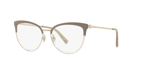 Tiffany T Collection TF1132 6133 Matte Camel/Pale Gold