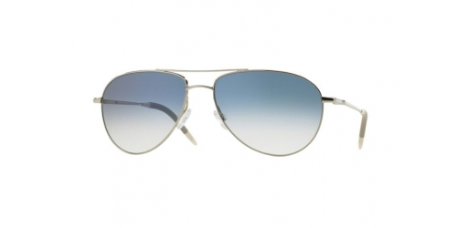 Oliver Peoples BENEDICT OV1002S OV 1002S 52413F Silver