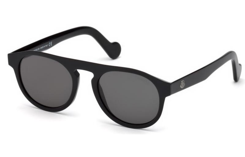 9ca3fa14e0 Moncler ML0073 ML 0073 01A Shiny Black