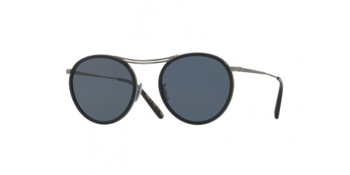Oliver Peoples MP-3 30TH OV1219S OV 1219S 5244R5 Antique Pewter/Semi Matte Black