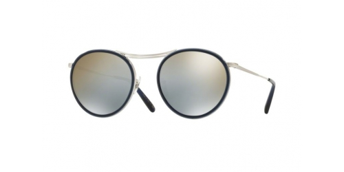 Oliver Peoples MP-3 30TH OV1219S OV 1219S 5036Y5 Silver/Bright Navy