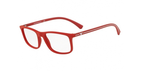 Emporio Armani EA3135 5690 Red Rubber