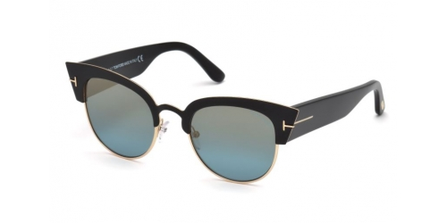 Tom Ford ALEXANDRA-02 TF0607 05X Black/Blue