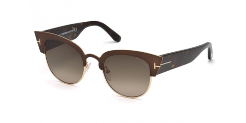Tom Ford ALEXANDRA-02 TF0607 50K Dark Brown