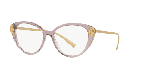 Versace VE3262B VE 3262B 5273 Transparent Violet