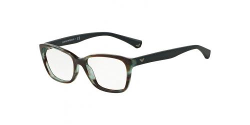 Emporio Armani EA3060 5388 Striped Green
