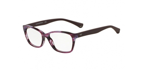 Emporio Armani EA3060 5389 Striped Violet