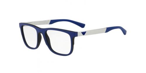 Emporio Armani EA3133 5667 Matte Black/Blue
