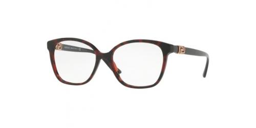Versace VE3235B VE 3235B 989 Red Havana