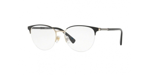 Versace MEDUSA MADNESS VE1247 1252 Black/Pale Gold