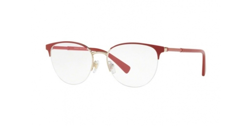 Versace MEDUSA MADNESS VE1247 1408 Red/Pale Gold
