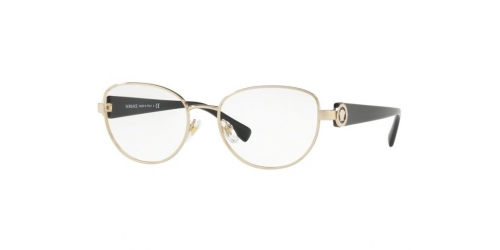 Versace VE1246B VE 1246B 1332 Pale Gold