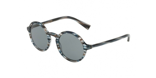 Dolce & Gabbana DG4342 3188/1 Striped Blue