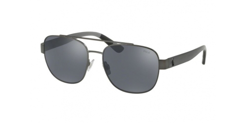 Polo Ralph Lauren PH3119 91576G Semishiny Dark Gunmetal