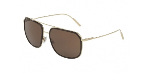 Dolce & Gabbana DG2165 488/73 Brown/Pale Gold