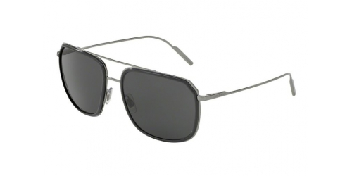 Dolce & Gabbana DG2165 04/87 Grey/Gunmetal