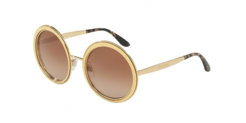 Dolce & Gabbana DG2179 Gros Grain 02/13 Gold