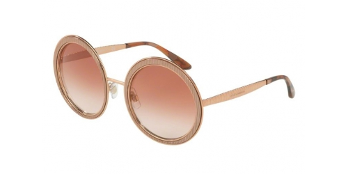 Dolce & Gabbana DG2179 Gros Grain 129813 Pink Gold