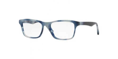 Ray-Ban RX5279 5773 Horn Grey Blue