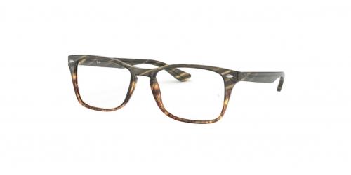 RX5228M RX 5228M 5840 Green Gradient Brown Striped