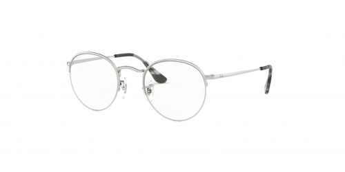 8039f54cfd Mens Prada Linea Rossa or Ray-Ban Metal Silver Round Glasses