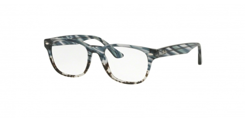 RX5359 RX 5359 5839 Blue Gradient Grey Striped
